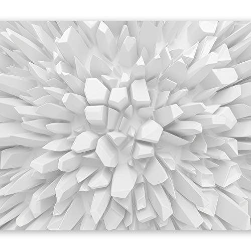 murando Papier peint intissé 250x175 cm Décoration Murale XXL Poster Tableaux Muraux Tapisserie Photo Trompe l'oeil abstraction 3D optique a-A-0134-a-a