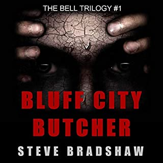The Bluff City Butcher (Second edition) cover art