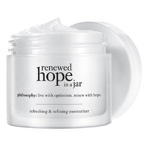 philosophy renewed hope in a jar refreshing & refining moisturizer-2 fl oz (60 ml)