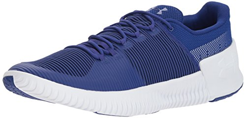 Under Armour Ultimate Speed 3000329-500, Zapatillas de Deporte Interior para Hombre, Azul (Blue 3000329/500), 42 1/2 EU