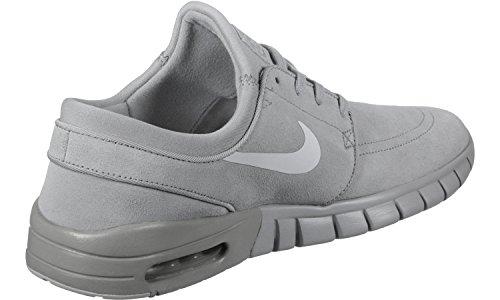 Nike 685299 007 SB Stefan Janoski Max L Sneaker Grau|38.5