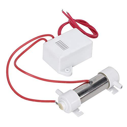 Purificador De Agua, Generador De Ozono De Metal Bajo Consumo De Energía Alta Eficiencia Para Desempeñar El Papel De Desinfección Para Equipos De Purificación De Agua Con Oxígeno
