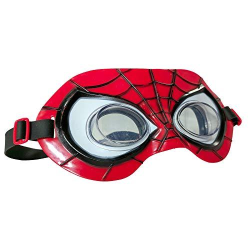 Nuoto Piscina Giochi–Marvel Spiderman–Supereroe Mascherina da nuoto 30069spd