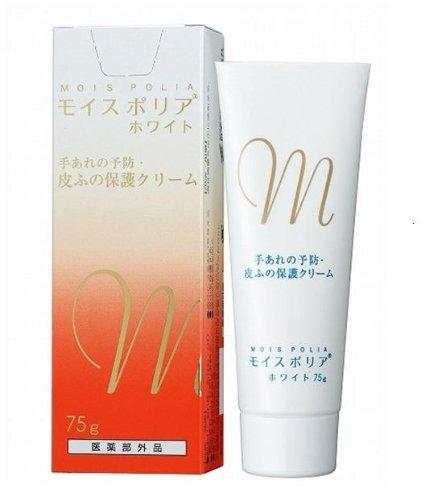 【第5位(同率)】日本ケミファ『モイスポリアホワイト(医薬部外品)』