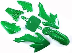 TC-Motor Green Plastic Fender Fairing Kit Kits For Honda XR50 CRF50 Chinese 50cc 90cc 110cc 125cc 140cc 150cc 160cc Dirt Pit Bike