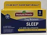 Nature Made Natural Sleep Aid Liquid Softgels 30 ea (Pack of 5)