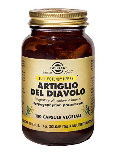 ARTIGLIO DEL DIAVOLO 100 CAPSULE VEGETALI 0033984038530