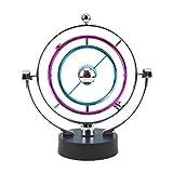 NO-LOGO GYDDS Moda Magnético Swing Cinético Orbital Artesanía Decoración Perpetual Balance Celestial Globo Péndulo Ornamentos para el hogar