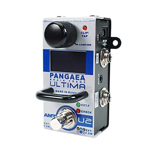 AMT Pangaea Ultima U-2 - Plataforma estéreo versátil para efectos de guitarra