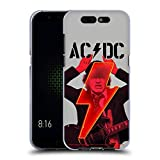 Official AC/DC ACDC Lightning Power Up Soft Gel Case