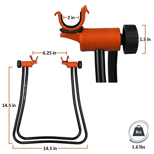 Ibera Fahrrad-Aufbewahrung, Ausstellungsständer Fahrradständer, einfaches Utility Stand - 3