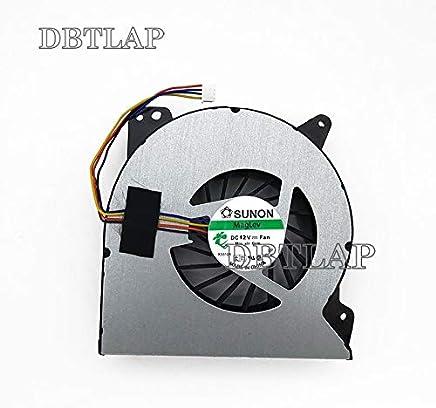 DBTLAP Nuovo Ventilator per ASUS ROG G750JH G750JM G750JZ G750V G750 G750JW G750J G750JS per Delta KSB0612HB 717 13PT0171T01011 Ventola di Raffreddamento della CPU - Trova i prezzi più bassi
