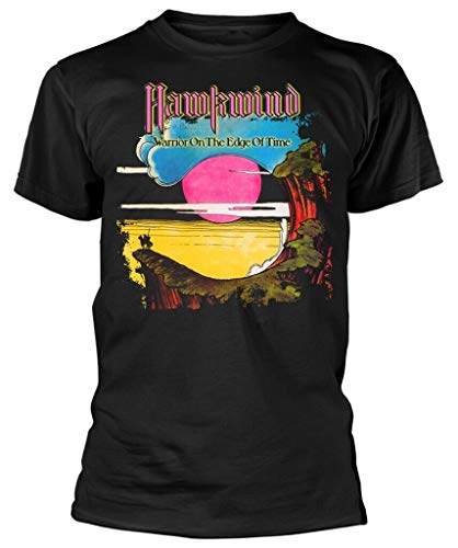 BDWZW Hawkwind 'Warrior On The Edge of Time' T-Shirt - New & !