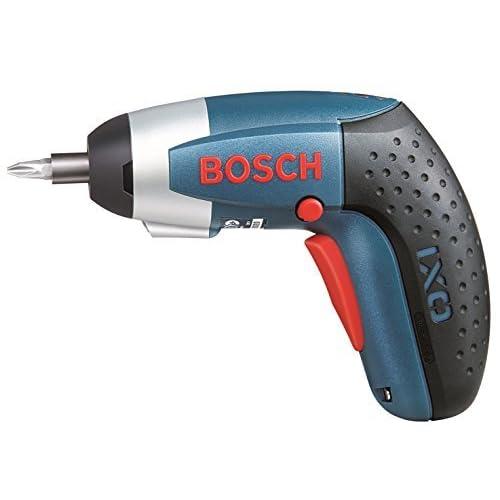 Bosch IXO III 3.6-Volt Multipurpose Screwdriver (Blue)