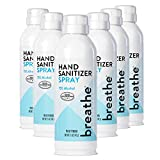 Breathe Spray Hand Sanitizer - 5 Ounce - (6 Pack)