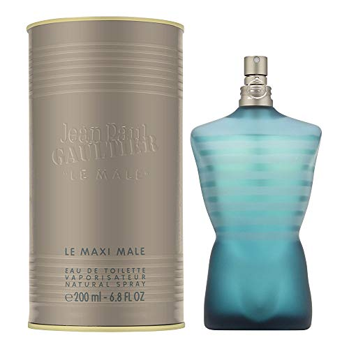Jean Paul Gaultier Spray Le Male For Men, 6.7 Ounce