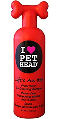Pet Head Life's an Itch Skin Soothing Shampoo, 475 ml from Pet Head