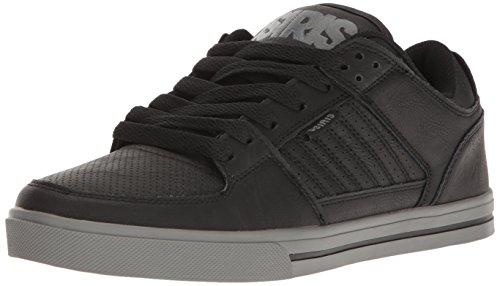 Osiris Chaussures Protocol pour Homme - Noir - Noir/Gris, 40.5 EU
