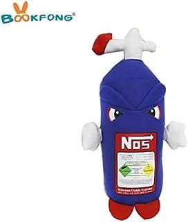 SIZOO - Stuffed & Plush Animals - NOS Nitrous Oxide Bottle Pillow Plush Toy Turbo JDM Cushion Gift Decor Headrest Backrest...