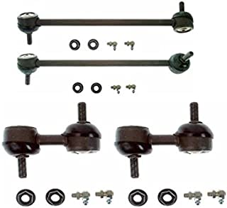Prime Choice Auto Parts SBK923924 Set of 2 Front and 2 Rear Sway Bar Link