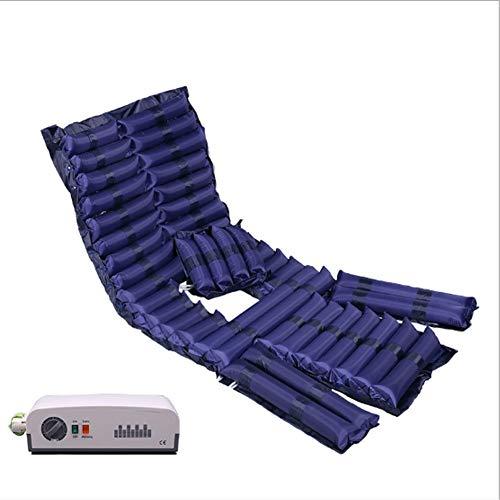 Anti-BEDSORE colchón jet fluctuación de enfermería amortiguador de aire de alta eficiencia silenciamiento para pacientes paralíticos ancianos anti-Bedsores gas colchones,D,190x80cm