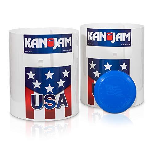 Kan Jam Original Disc Throwing Game - USA Edition