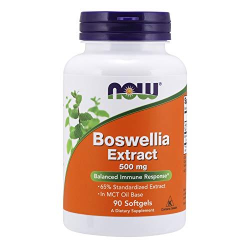 Extrait de Boswellia, 500 mg, 90 Softgels - Now Foods