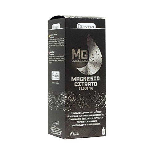 Drasanvi Citrato Magnesio Liquido 250 ml Drasanvi - 1 Unidad