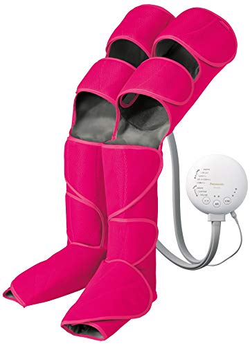 Panasonic Air Massager Leg reflex EW-RA98-RP (Rouge Pink)【Japan Domestic Genuine Products】【Ships from Japan】