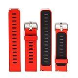 Cewaal Bandas de reemplazo de muñeca de silicona para Smart reloj AMAZFIT 22mm