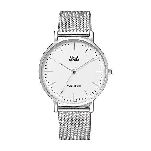 Citizen Herren Analog Quarz Uhr mit Edelstahl Armband QA20J201Y