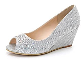 Best bella luna silver heels Reviews
