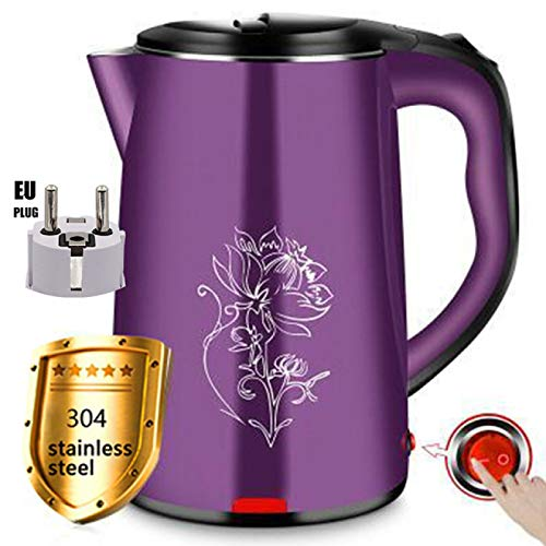 Electric Kettle Cordless Water H...