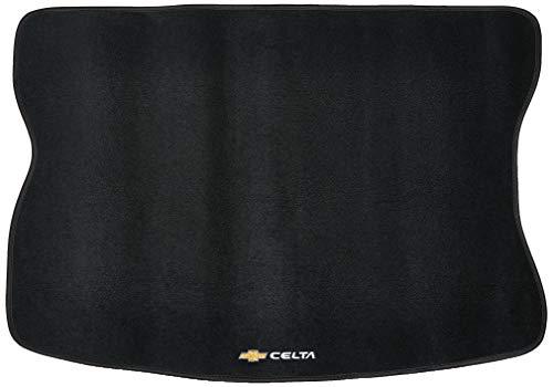 Tapeta de Carpeta, Preto - Chevrolet PortaMala Celta Todos