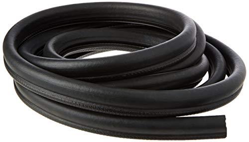 Eutras Burlete M Goma para puerta de maletero - Rango de sujeción 2.0-3,5 mm - Negro - 3 M