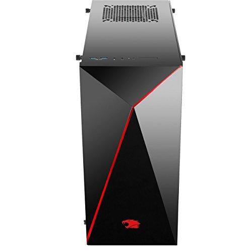 Ordinateur de bureau Ultra Gaming iBUYPOWER Ardoise 9200 Intel i7-8700K 3,7 GHz, NVIDIA Geforce GTX 1070 8 Go - 3