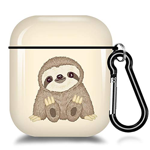 Sloth Wireless Earphone Case Skin