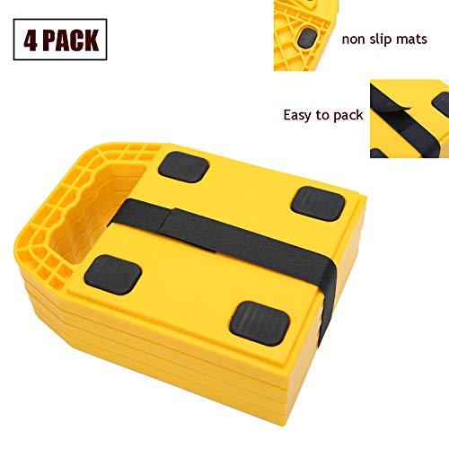 rv pads for jacks - 9
