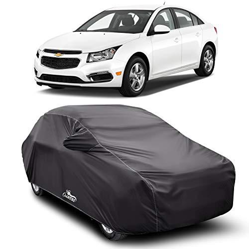 XG Brand Car Body Cover Special Design for Chevrolet Cruze (Gray with Mirror Pocket)