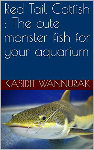 Red Tail Catfish : The cute monster fish for your aquarium (English Edition)