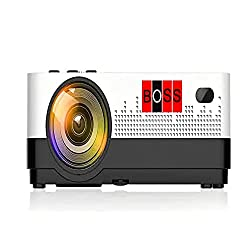Boss S13 Office/Home Full Hd Projector 4000 Lumens 1920X1080 - 180