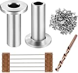 CKE 50 Pack T316 Stainless Steel Protector...