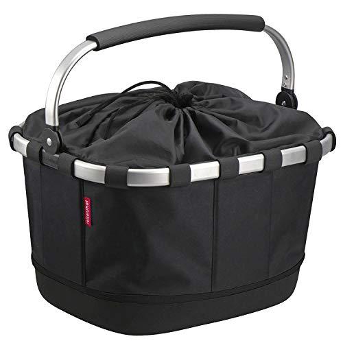 KLICKfix Unisex– Erwachsene Carrybag Gt Gepacktasche, schwarz, 24 Liter