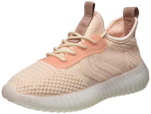 XTI 42440, Zapatillas Mujer, Nude, 38 EU