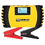 GOOLOO 1500A Peak 20800mAh SuperSafe Car Jump Starter with USB Quick...