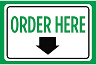order here arrow