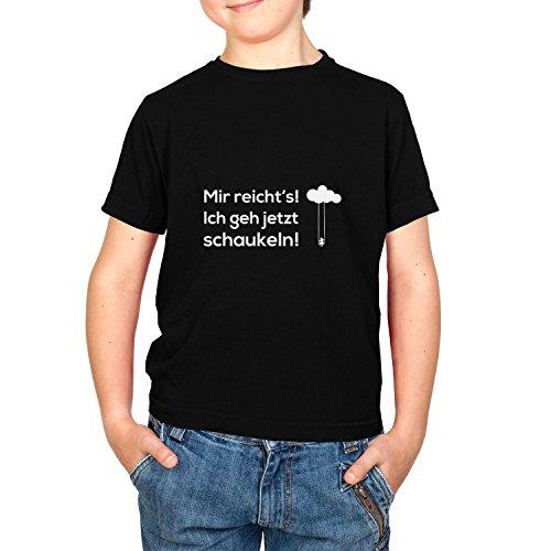 NERDO Mir Reichts! Ich Geh nu schommeln! T-shirt