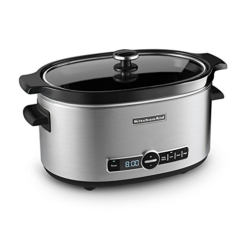 KitchenAid 6-Quart Slow Cooker With Standard Lid - IMAGE