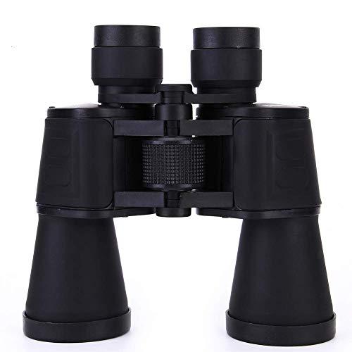 Drohneks HD Militär Fernglas Binokular Teleskop Weitwinkeltasche Min Zoom Baigish 20x50 Monokular-A