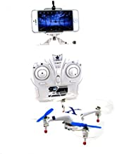Xiangtat Cheerson Cx-30w Wifi Controlled Rc Quadcopter with Transmitter RTF (Blue)